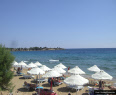 Pefkos Central beach