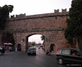 Gates into the Old Town