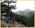 Hiking in Rhodes
